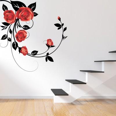 https://rukminim1.flixcart.com/image/400/400/sticker/w/f/b/ds-12559-6-destudio-91-red-rose-with-black-leaves-wall-covering-original-imaem8ffgp5tqssh.jpeg?q=90