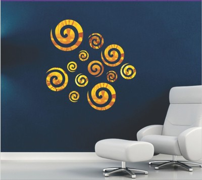 Wall1ders Large Acrylic Sticker(Pack of 12) at flipkart
