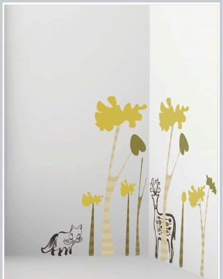 List of all wall decals stickers flipkart amazon snapdeal decor kafe medium wall sticker for bedroom stickerpack of 1 publicscrutiny Image collections