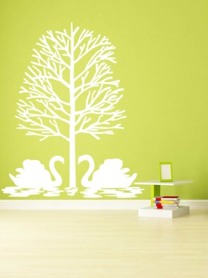Trends on Wall Medium Miscellaneous Sticker(Pack of 1)