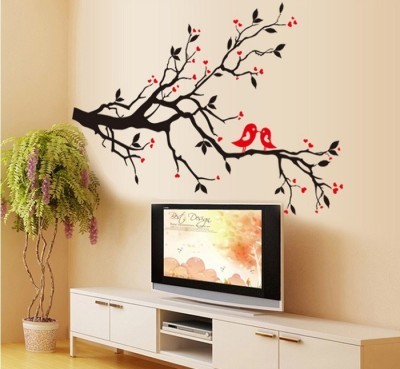 Jaamso Royals Large PVC Vinly Wall Stickers Sticker(Pack of 1) at flipkart