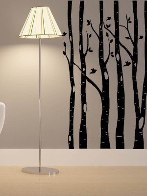 Trends on Wall Extra Large Nature Sticker(Pack of 1) at flipkart