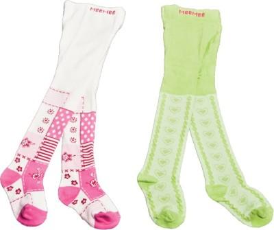 Mee Mee Baby Girls Textured Stockings