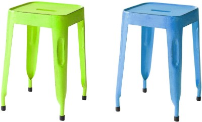 The Attic Outdoor & Cafeteria Stool(Green)