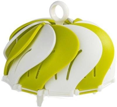 Kartsasta Plastic Fruit & Vegetable Basket(Green)  available at flipkart for Rs.194