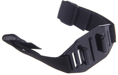 Axcess Vented Helmet Mount Strap Black Axcess Straps