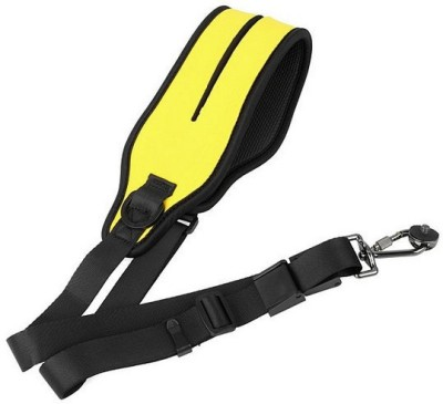 Axcess Digital SLR DSLR Camera Quick Rapid Single Shoulder Sling Belt Neck Yellow Strap Yellow Axcess Straps