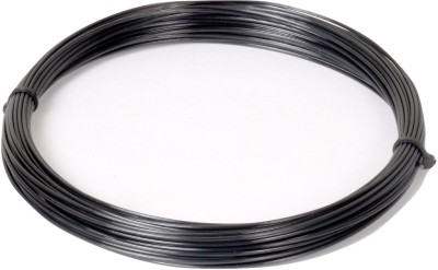 Polyfibre Black Venom 1.30mm   Cut From Reel 1.3 Tennis String   12 m Black