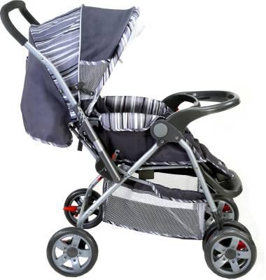 Luvlap Comfy Baby Stroller (Blue)