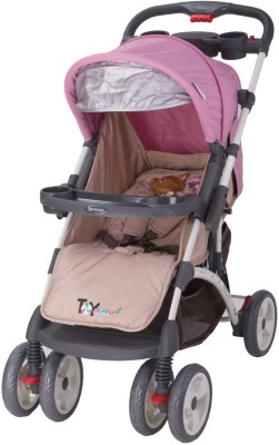 Toy House Premium Baby Stroller(3, Pink)