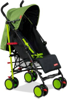 Fisher Price Lil' Traveler Stroller Cum Pram