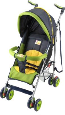 MeeMee Baby Stroller Stroller(Multi, Green)