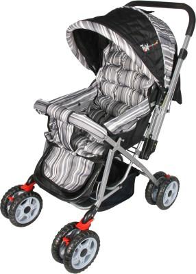 Toy House Baby Stroller Pram(3, Grey)
