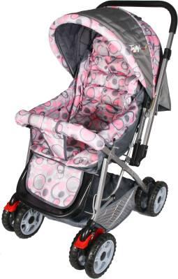 Toyhouse 2055-281 Lpink Pram (Pink)