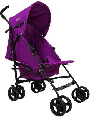 The Li'l Wanderers Stroller Polo - Mulberry