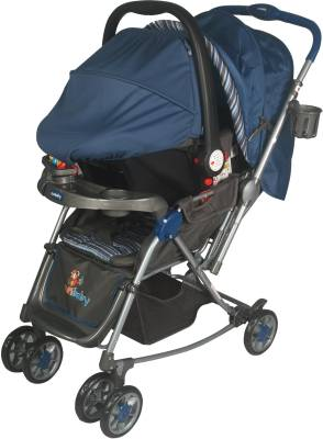 Sunbaby Rocking Travel System (Blue)