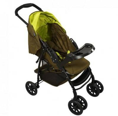 Graco Stroller Mirage Plus Solo Black Olive