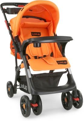 LuvLap Baby Sports Stroller - Orange� Stroller(3, Orange)