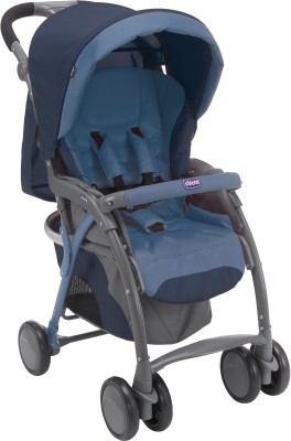 Chicco Blue Simplicity Plus Stroller Stroller(3, Blue)