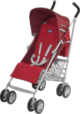 Chicco London Stroller - Red Wave