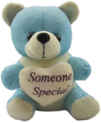 Advance Hotline SOMEONE SPECIAL teddy bear  - 15 cm(Blue)  available at flipkart for Rs.366