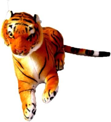 soniya enterprises TIGER 40 BR   40 Brown soniya enterprises Soft Toys