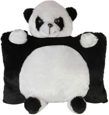 PARI Soft Panda Pillow   40 cm Multicolor PARI Soft Toys