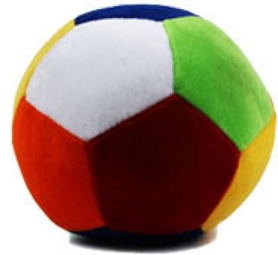 Tinytot Mini Ball   0 Multicolor Tinytot Soft Toys