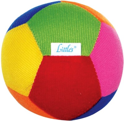 Littles Little's Baby Play Ball  - 4.5 inch(Multicolor)  available at flipkart for Rs.170