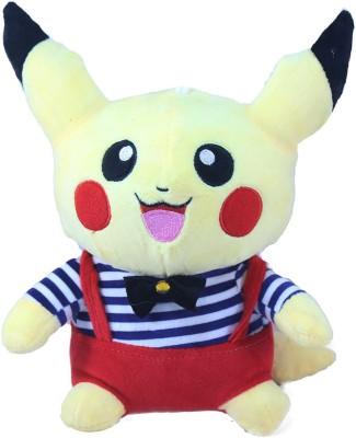 Tickles Very Cute Baby Pokemon Pikachu   17 cm Yellow Tickles Soft Toys