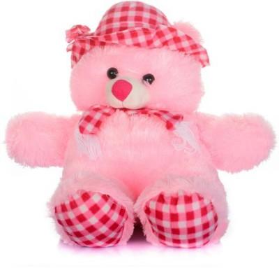 Ktkashish Toys Kashish Pink Teddy Bear   27 inch Pink Ktkashish Toys Soft Toys