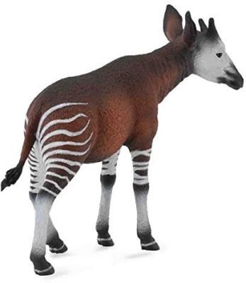 Collecta Okapi - 10 inch(Brown)