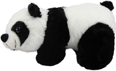 SHOPMELIVE Panda Cute Soft Toy 40 cm   26 Black and white SHOPMELIVE Soft Toys