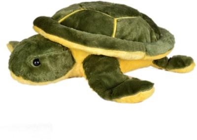 Gauba Traders Soft Toy Tortoise   30 cm Multicolor Gauba Traders Soft Toys