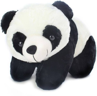 Disha Enterprises Panda Soft Toy   40 cm White, Black Disha Enterprises Soft Toys