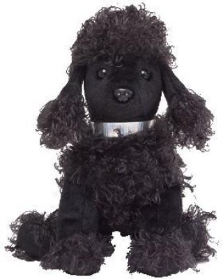 TY Beanie Ba Bijoux The Dog   15 inch Black TY Soft Toys
