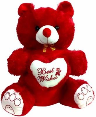 Ktkashish Toys Kashish cute red teddy bear 20 inch   20 inch red Ktkashish Toys Soft Toys