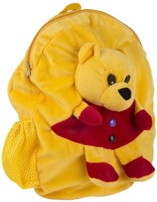Vancouver Jummy School Bag Yellow, 2 inch Vancouver School Bags