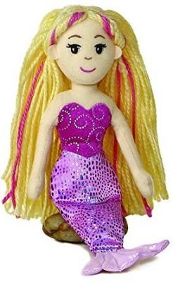 Aurora World Marinna Mermaid 10\ Pink, 10 inch Aurora World School Bags