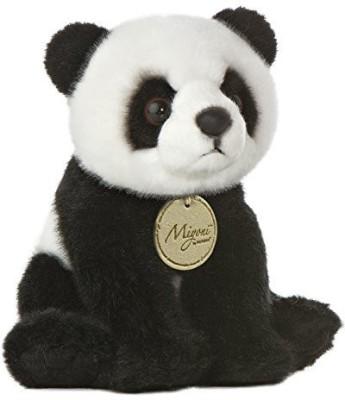 Aurora World Miyoni Panda Bear Plush8\ Black Aurora World Soft Toys