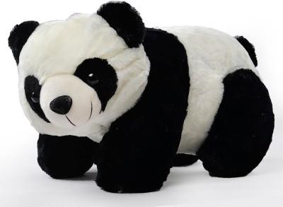 Mikkis Panda   48 cm Black, White Mikkis Soft Toys