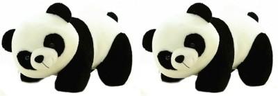 VRV Panda   8 inch WHITE VRV Soft Toys