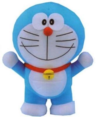 Gauba Traders Doremon Toy   30 cm Blue Gauba Traders Soft Toys