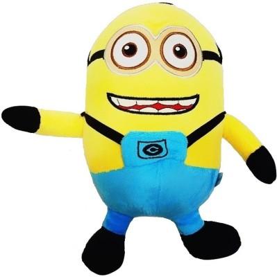 "Toyland Despicable Me ""The Minions"" Bob Plush Toy - 25 cm(Yellow)"