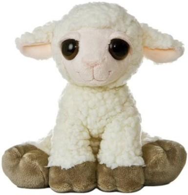 Aurora World Plush 10 Inches Dreamy Eyes Lamb Inches Lea Inches White Aurora World Soft Toys
