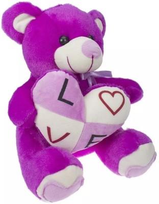 kashish trading company KTC Purple Teddy Bear It 's 45 Cm   18 inch Purple kashish trading company Soft Toys