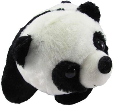 Micomy Stuffed Soft Plush Toy Kids Birthday Black Panda 26 cm   26 cm Black, White Micomy Soft Toys