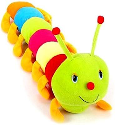Sharivz Catterpillar   70 cm Multicolor Sharivz Soft Toys