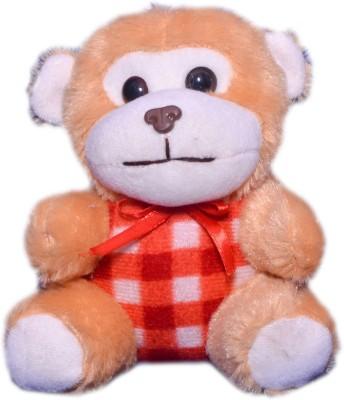 Joey Toys Love Monkey   6 Inch Brown Joey Toys Soft Toys