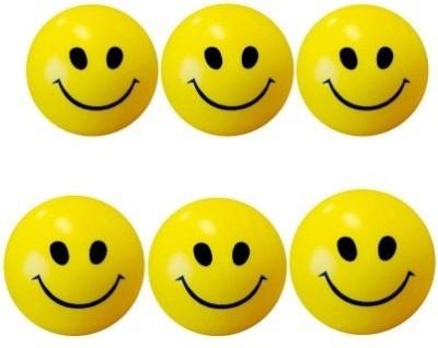LOVATO Smiley   6 cm Yellow LOVATO Soft Toys